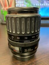 Canon 35-135mm F/4-5.6 Usm Ef Mount Lens Ultrasonic Tested