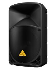 """Behringer B112D Active 12"""" Powered PA Speaker Portable Stage Wedge Floor Monitor"""