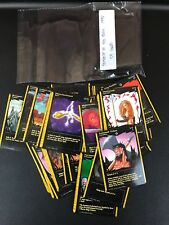 1995 Tempest Of The Gods Mixed Lot Of 59 Cards