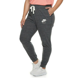 New Nike Women Plus Size bottoms XXL/XXXL/ gym bottoms/pockets/soft cotton/ £39