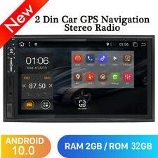Double 2 Din 7 inch Car Radio Player Android 10.0 GPS Navi Bluetooth Car Stereo