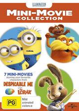 Illumination: Mini Movies Collection NEW DVD (Region 4 Australia)