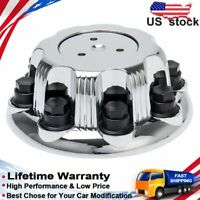 "16"" Wheel Center Caps Hub 8 Lug 09597159 For GMC Sierra Yukon VAN 1500 2500 3500"