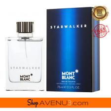 Mont Blanc STARWALKER 2.5oz/75ml EDT Spray Cologne for Men BRAND NEW SEALED BOX