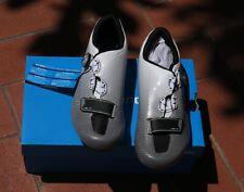 Shimano RC7 road bike carbon cycling shoes, White, 43.5 EU, 9.3 US, 27.5 cm. Boa