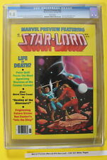MARVEL PREVIEW #18 5th app STAR-LORD 1979 Guardians of the Galaxy CGC NM/MT 9.8