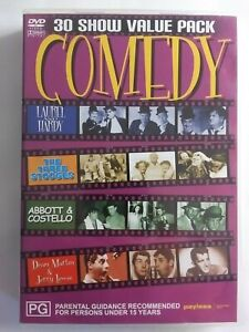 COMEDY COLLECTION 30 Show Value Pack DVD Dean Martin Jerry Lewis