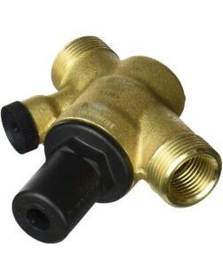Honeywell Pressure Reducing Valve with Gauge 22mm D04FM-3/4ZGC
