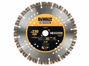 DEWALT - Extreme Wet & Dry Use Diamond Blade 230 x 22.23mm