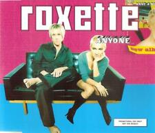 ROXETTE - ANYONE CD SINGLE PROMO 1 TRACK 1999