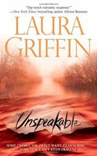 Unspeakable (Tracers) by Laura Griffin
