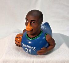 CELEBRIDUCKS NBA Kevin Garnett Collectible Minnesota MN Timberwolves Rubber Duck