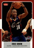 2007-08 Fleer Basketball #14 Eric Snow