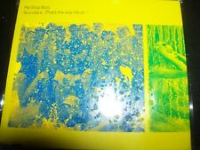 Pet Shop Boys Se A Vida E (That's The Way Life Is) Australian Remixes CD Single