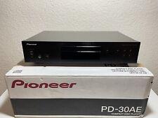 Pioneer PD-30AE CD Player Schwarz (SEHR GUTER ZUSTAND) vom Händler