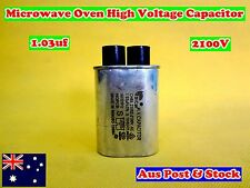 Microwave Oven Spare Parts High Voltage Capacitor CH85 1.03uF 2100VAC (C581)