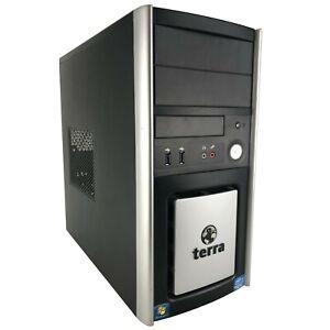 Wortmann Terra Tower PC, Intel Core i7-3770, 8 GB RAM,120 GB SSD, Windows 10