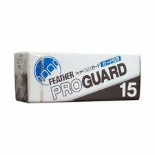 Feather Artist Club Pro Guard blade PG-15 2 packs 30 blades