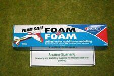 Foam 2 Mousse Deluxe Materials Glue 50mls Tube