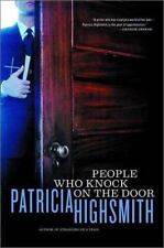 People Who Knock on the Door, Highsmith, Patricia, Good Condition, Book
