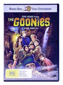 The Goonies: Steven Spielberg Film (DVD 2002) PAL Region 4 - FREE POST