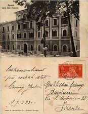 Perugia, casa dello Studente, 1930