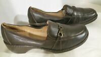 2002 Clarks Artisan Collection, leather Upper, womens shoes, US 9.5M Eur 41