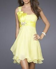 New Womens Dresses Gown Evening Bridesmaid Cocktail Wedding Dresses Multicolor