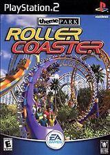 Theme Park Roller Coaster (Sony PlayStation 2, 2000)