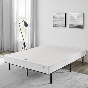 Mattress Foundation Smart Box Spring Tool-Free Easy Assembly - 7-Inch - Full