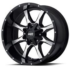4 17 inch 17x8  Black Toyota 4wd Tacoma 6 Lug Rims 6x5.5 6x139.7 MO97078067300