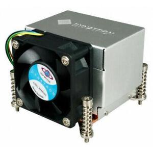 Dynatron K666R1 Intel Socket 2U & UP CPU Cooler Heatsink LGA 1151 1155 1156 NEW