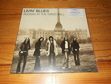 LIVIN' BLUES - ROCKING AT THE TWEED MILL / LIMITED GOLD-VINYL 2016 OVP! SEALED!