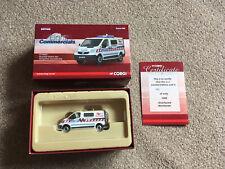 Corgi Light Commercials CC14407 Vauxhall Vivaro Van Hampshire - Police Van
