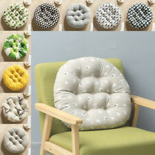 1PC Patio Mat Pillow Cushion Round Seat Office Home Decor Soft Casual US
