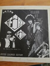 The Firm Live Bootleg 1985 La Forum