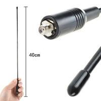 144/430MHz SMA NA771 10W Black Dual Band for Baofeng UV5R UV-82 Antenna Female