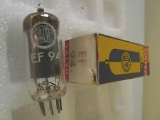 EF94 6AU6 valvo red box fin allemagne new old stock valve 1 pc