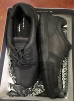 Men's Rockport   Adiprene by adidas walkability black shoes 11 New in box