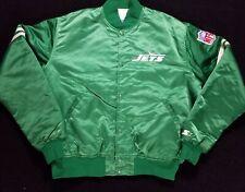 New listing vintage New York Jets Field Jacket Nylon STARTER sz Large USA stitched