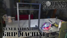 Made in the USA Gorilla Grip Machine For Hand, Finger, Forearm Strength Training