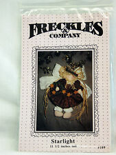Freckles & Company Pattern # 109, 'Starlight' Doll - Uncut