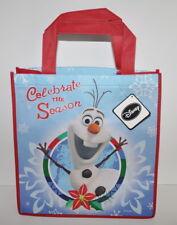 Disney Frozen Olaf Reusable tote bag Gift Bag New Celebrate the Season Christmas