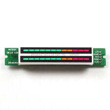 7-12V 100mA Dual 12-bit Level Indicator Module UV Meter LED Assembled