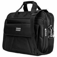 "Men's Business Briefcase Laptop Shoulder Bag For Dell Inspiron 15.6"" Laptop"