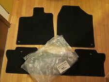 NEW Genuine OEM 2017 Honda Ridgeline Carpet Floor Mats set-Black