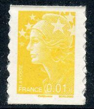 AUTOADHESIF TIMBRE FRANCE  N° 208 ** MARIANNE DE BEAUJARD