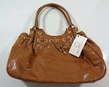Big Buddha women's hand bag purse camel NWT
