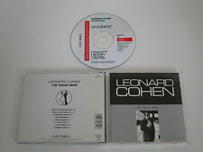 LEONARD COHEN/I´M YOUR MAN(COLUMBIA COL 460642 2) CD ALBUM