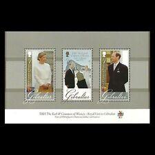"Gibraltar 2012 - Royal Visit to Gibraltar ""The Earl & Countess"" - Sc 1352 MNH"
